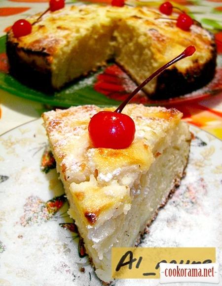 Яблочный пирог Нежнейший