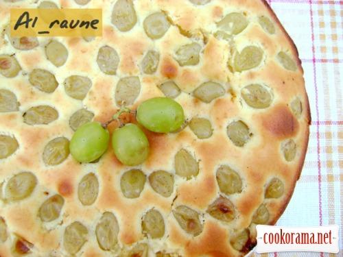 Виноградний пиріг на оливковій олії «Віва, Італія!»