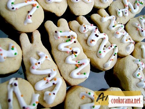 """Корично-кавове печиво """"Пасхальні кролики"""""""