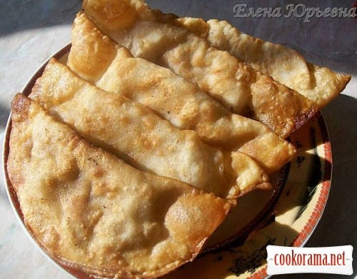Чебуреки классический рецепт с фото