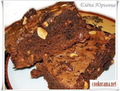 Пирожные «Брауниз»