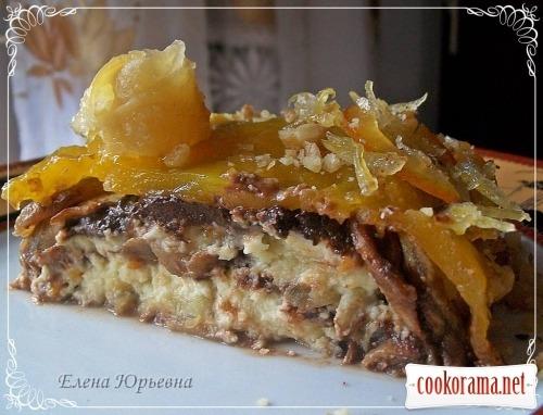 Пирог из Амалфи