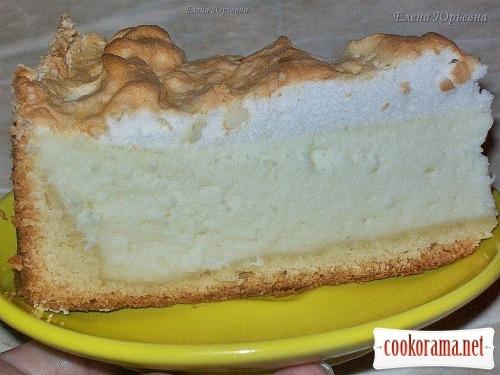 Пирог «Капли росы»