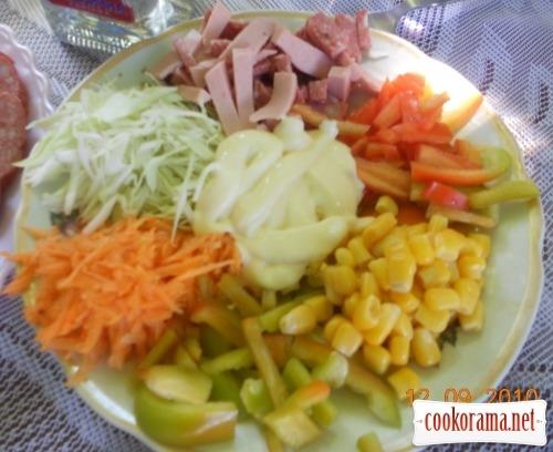 Salad «VITAMIN BOMB»