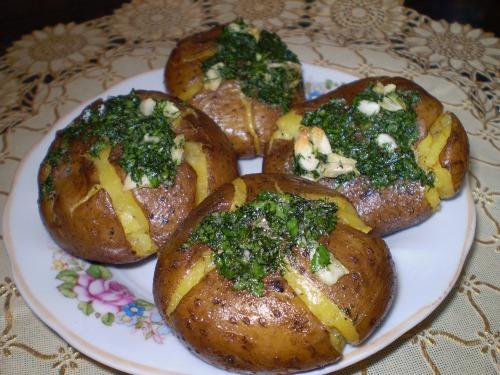 """""""Придушена"""" картопелька"""