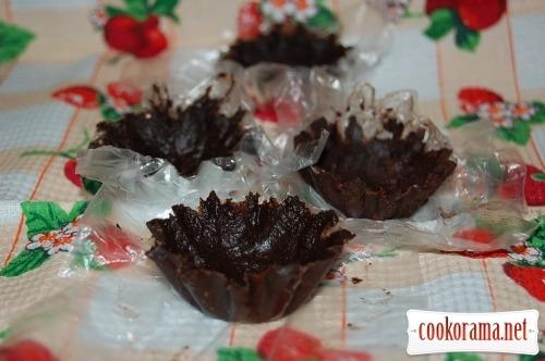 Шоколадні кошички