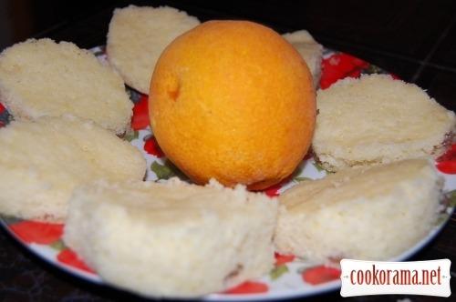 Апельсиновий бісквіт