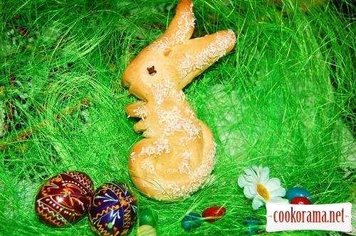 Ще один варіант Великодніх зайчиків