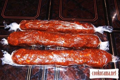 Шоколадна ковбаса