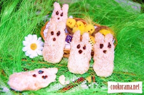 Весенние зайцы