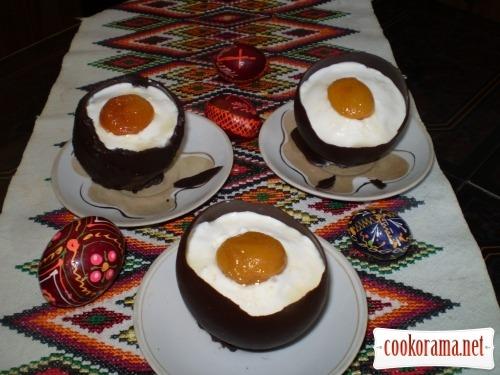 Шоколадні яйця (мабуть останні в цьому сезоні)