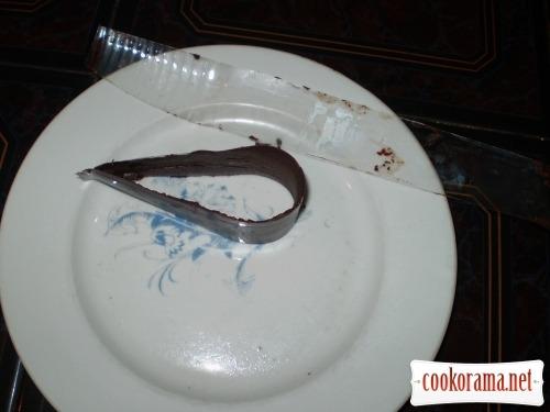 Шоколадні крапельки
