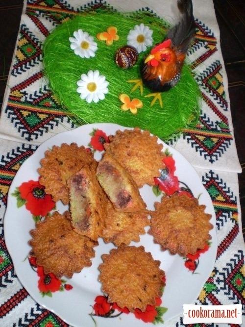 Кексики «Хвіст півника»