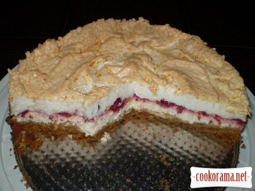 Торт-ватрушка «Старая Рига»