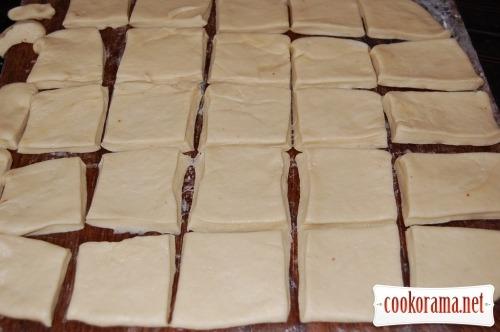 Закусочні пиріжки «на один зубок»