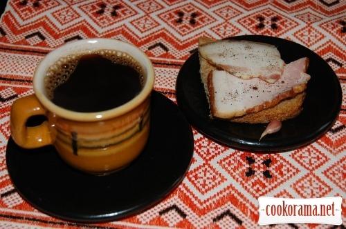 Кофе по-украински