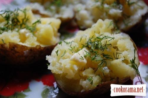 Миттєве картопляне пюре