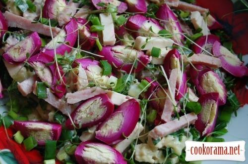 Salad «Bright»