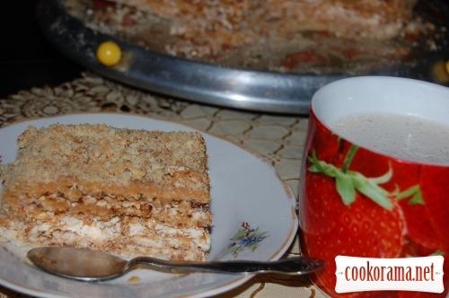 Cake «Nutcracker»
