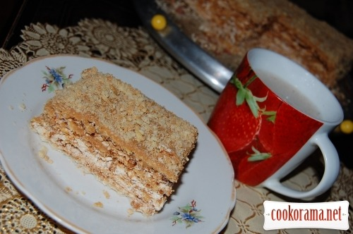 Cake Nutcracker