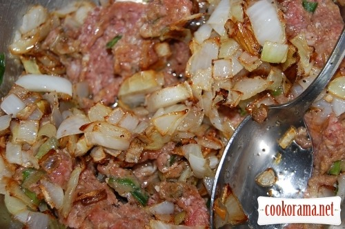 Ships with mince