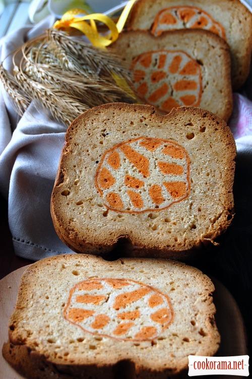 Хліб «З ковбасою»