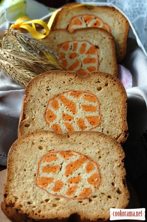 Хлеб «С колбасой»