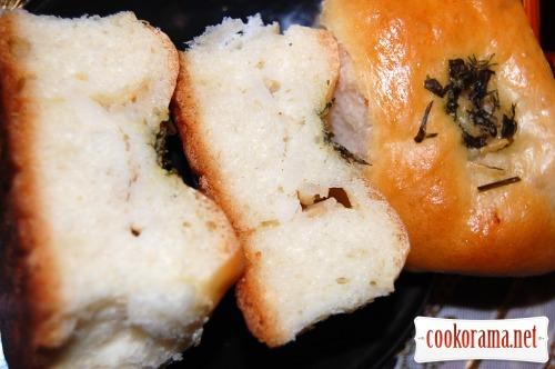 Пампушки с рисом