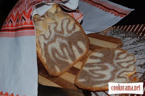 Хліб «Зигзаг удачі»