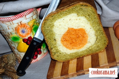 Хлеб «С яйцом»