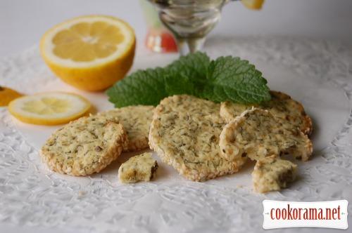 Печенье «Лимонная страсть»