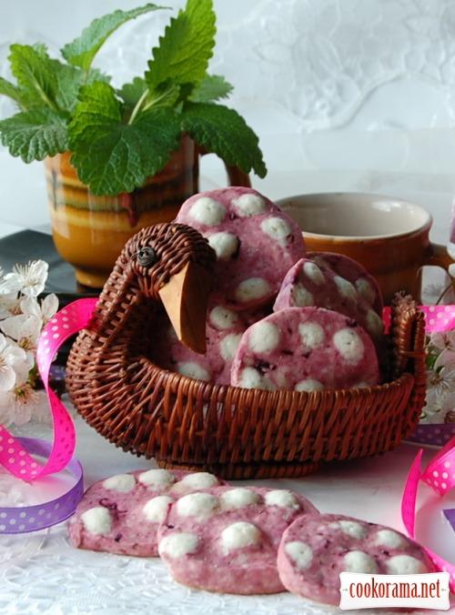 Печенье «В горошек» или «Колбаса с салом»