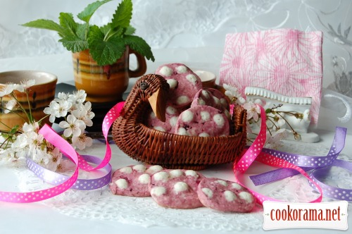 Печиво «В горошок» або «Ковбаса з салом»