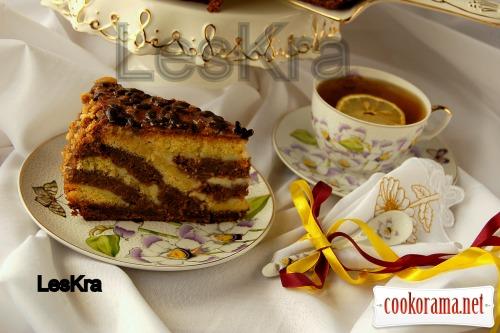 Торт «З викрутасами»