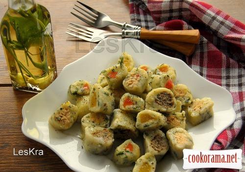 Картопляні кльоцки «Калейдоскоп» для Маші