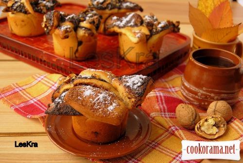 Кекс «Картофельные клочки»