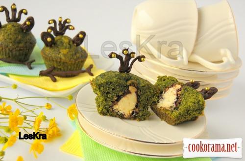 Кексики «Царівна-жаба»