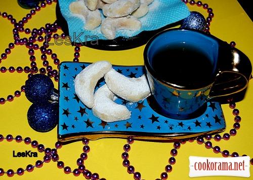 Печиво «Зимовий місяць»
