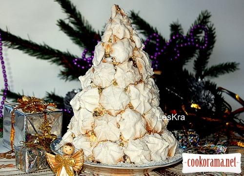Торт «Різдвяна ялинка»