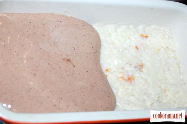 Рисове тістечко