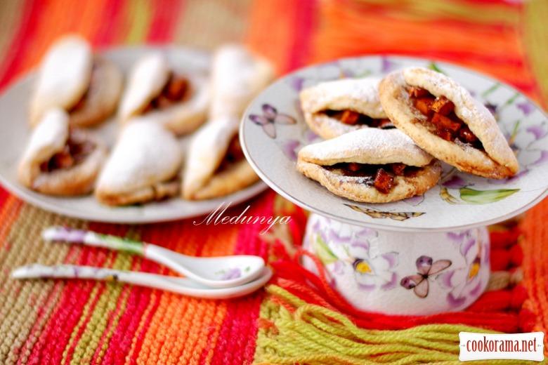 Печенье «Тыквенные ротики»