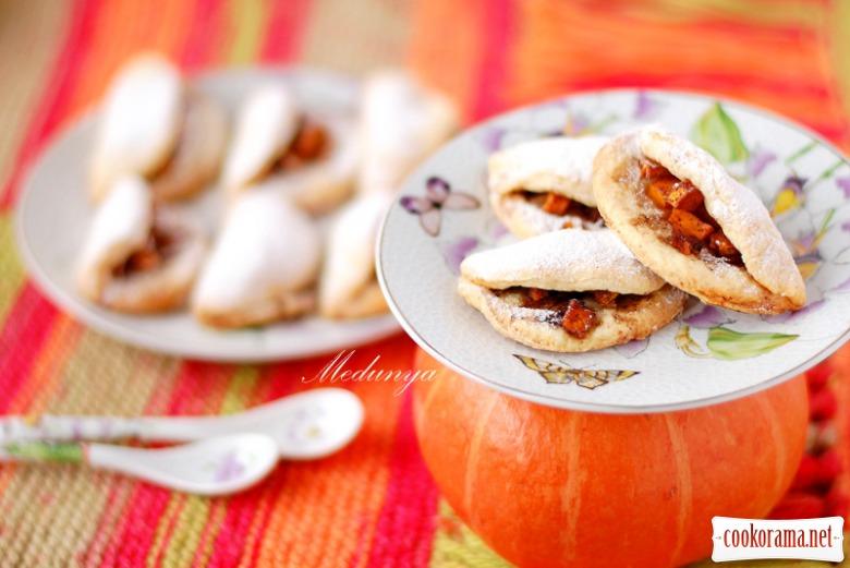 Печиво «Гарбузові ротики»