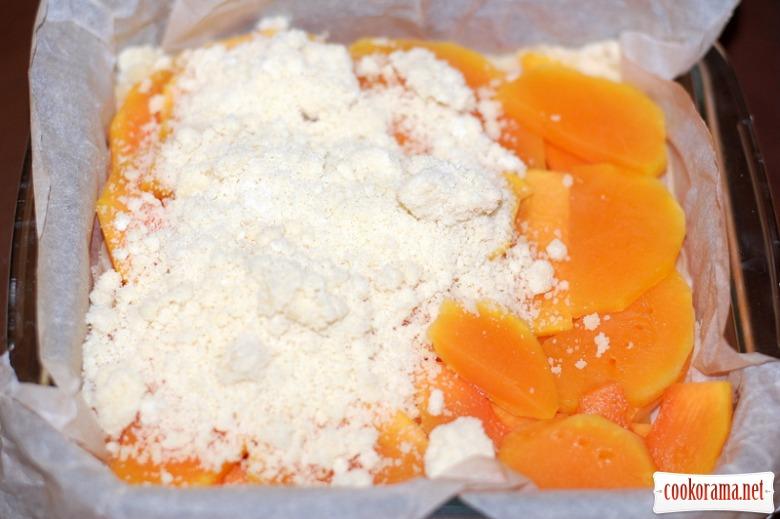 П«ятихвилинний гарбузовий пиріг