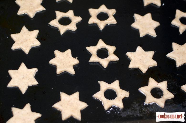 Vánoční hvězda - чеське різдвяне печиво