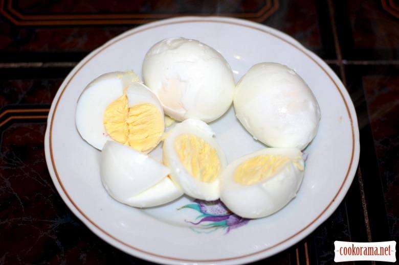Яєчно-горіховий паштет