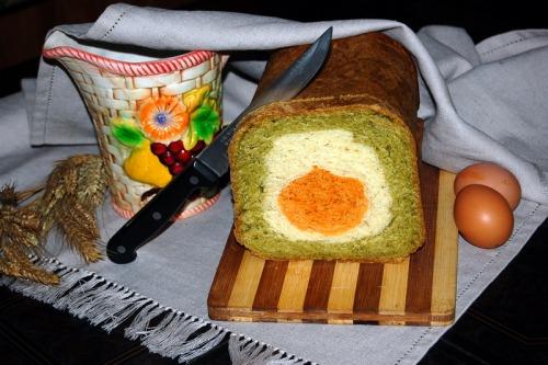 "Хліб ""З яйцем"""