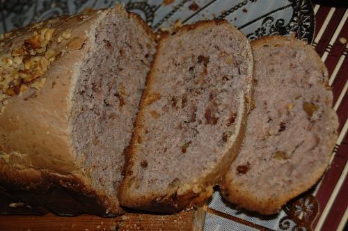 Малиновий хліб