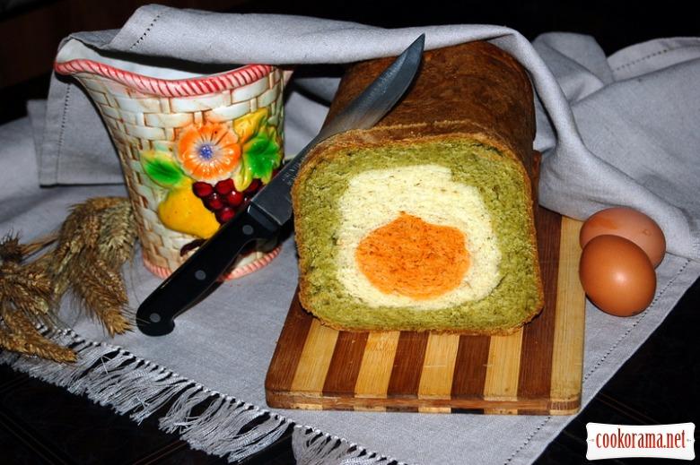 """Хлеб """"С яйцом"""""""