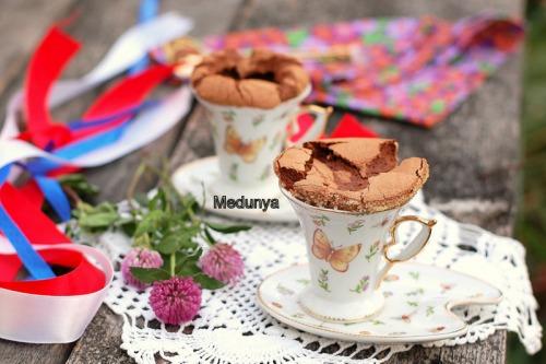 Шоколадне суфле