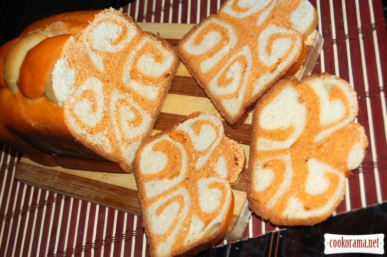 Рулетний хліб